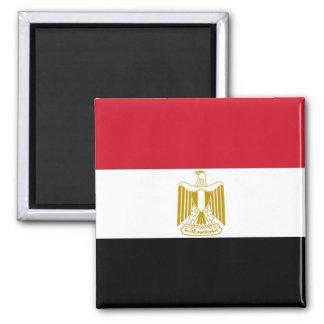 Flagga för egyptenmedborgarevärld magnet