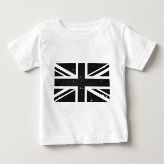 Flagga för facklig jack för universum brittisk tee shirt