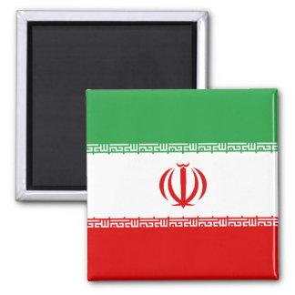 Flagga för Iran medborgarevärld Magnet