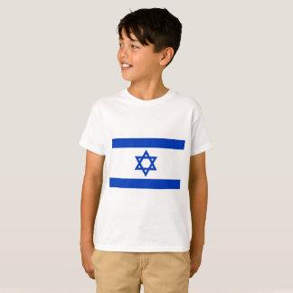 Flagga för Israel medborgarevärld Tröjor