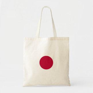 Flagga för Japan medborgarevärld Tygkasse