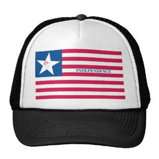 Flagga för kaptenWilliam brunt (flagga av Goliad o Keps