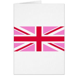 Flagga för LGBT-gay prideregnbåge av Förenade Hälsningskort