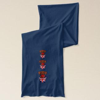 Flagga för taxvalentinUK Sjal