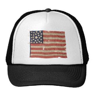 Flagga för U.S. för stjärna för period 25 för Keps