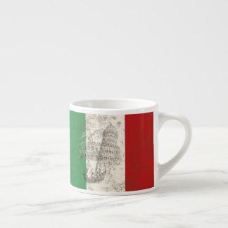 Flagga och symboler av italien ID157 Espressomugg