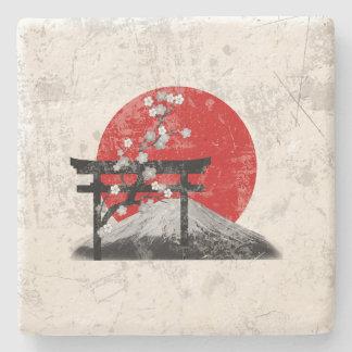 Flagga och symboler av Japan ID153 Stenunderlägg