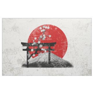 Flagga och symboler av Japan ID153 Tyg
