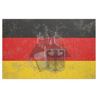 Flagga och symboler av Tysklandet ID152 Tyg