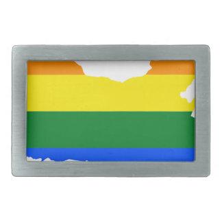 Flaggakarta för china LGBT