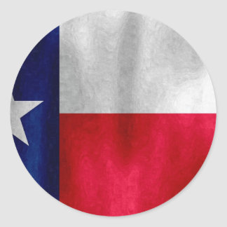 Flaggor flaggor, flaggor! runt klistermärke
