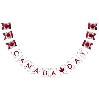Flaggor för Kanada dagkanadensare