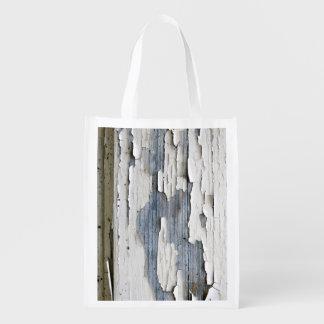Flagigt måla återvinningsbart hänger lös återanvändbar påse