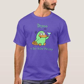 Fläktar av den Dipso för Mumo Disneyland T-shirts
