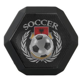 Fläkten för Albanien fotboll 2016 utrustar Svart Bluetooth Högtalare