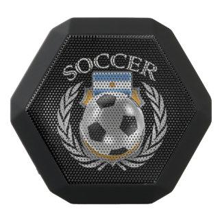 Fläkten för Argentina fotboll 2016 utrustar Svart Bluetooth Högtalare