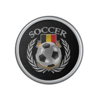Fläkten för Belgien fotboll 2016 utrustar Speaker