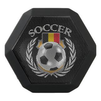 Fläkten för Belgien fotboll 2016 utrustar Svart Bluetooth Högtalare