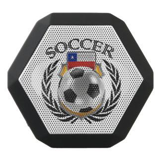 Fläkten för Chile fotboll 2016 utrustar Svart Bluetooth Högtalare