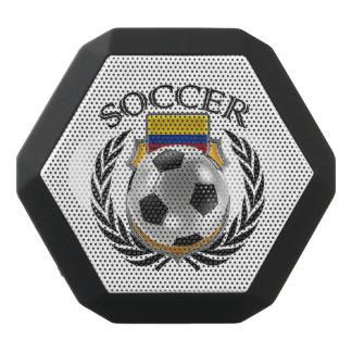Fläkten för Colombia fotboll 2016 utrustar Svart Bluetooth Högtalare