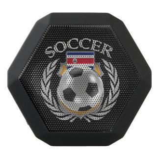 Fläkten för Costa Rica fotboll 2016 utrustar Svart Bluetooth Högtalare