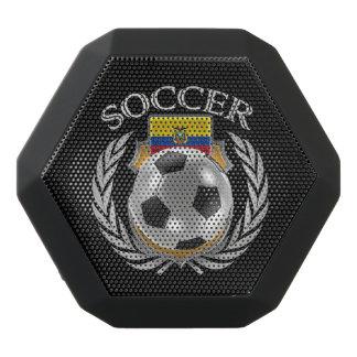 Fläkten för Ecuador fotboll 2016 utrustar Svart Bluetooth Högtalare