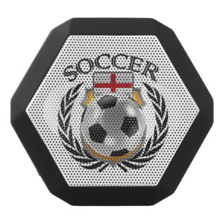 Fläkten för England fotboll 2016 utrustar Svart Bluetooth Högtalare