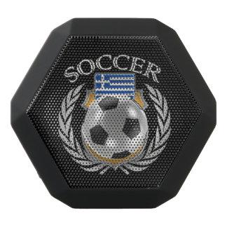 Fläkten för Grekland fotboll 2016 utrustar Svart Bluetooth Högtalare