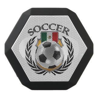 Fläkten för Mexico fotboll 2016 utrustar Svart Bluetooth Högtalare