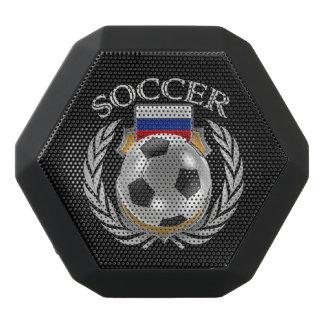 Fläkten för Ryssland fotboll 2016 utrustar Svart Bluetooth Högtalare
