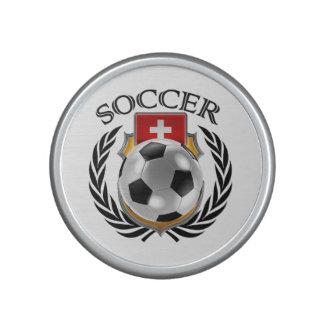 Fläkten för Schweitz fotboll 2016 utrustar Högtalare