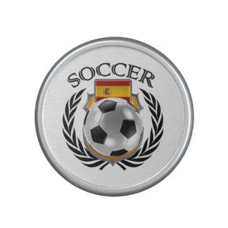 Fläkten för Spanien fotboll 2016 utrustar Högtalare