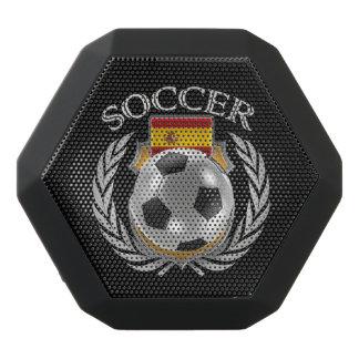 Fläkten för Spanien fotboll 2016 utrustar Svart Bluetooth Högtalare