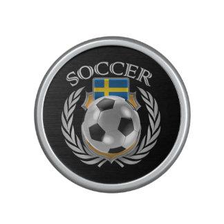 Fläkten för sverigefotboll 2016 utrustar högtalare