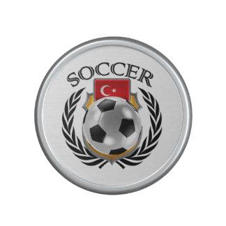Fläkten för Turkiet fotboll 2016 utrustar Bluetooth Speaker