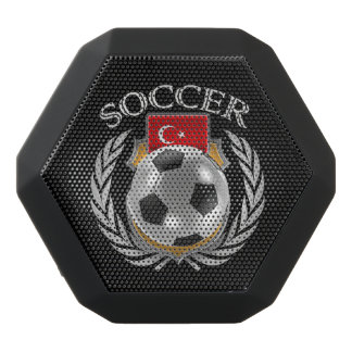 Fläkten för Turkiet fotboll 2016 utrustar Svart Bluetooth Högtalare