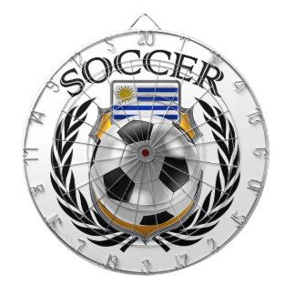 Fläkten för Uruguay fotboll 2016 utrustar Piltavla