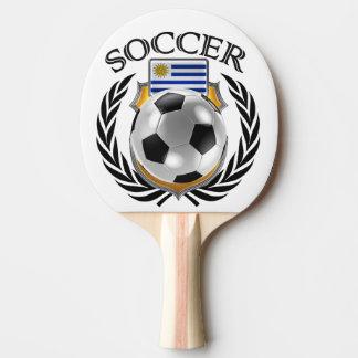 Fläkten för Uruguay fotboll 2016 utrustar Pingisracket