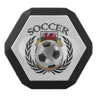 Fläkten för Wales fotboll 2016 utrustar Svart Bluetooth Högtalare