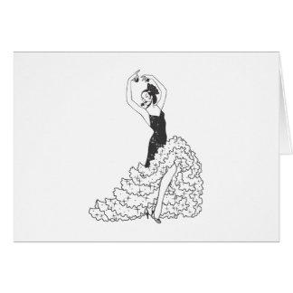 Flamenco_.ai Hälsningskort