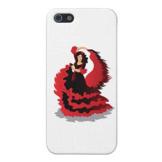 Flamenco iPhone 5 Skal