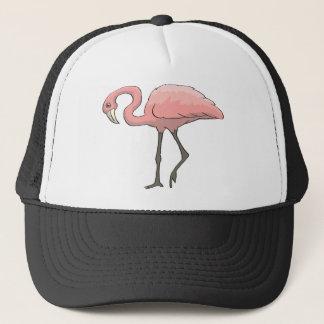 Flamingo #7 truckerkeps
