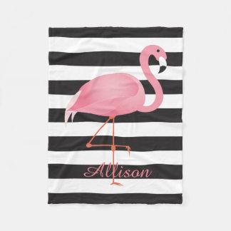 Flamingo Fleecefilt