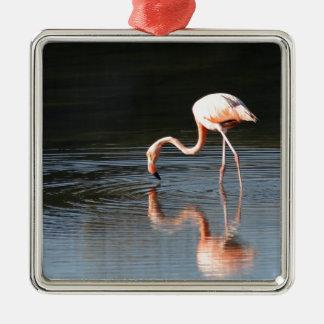 Flamingo Julgransprydnad Metall