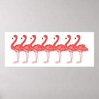 Flamingo - SRF Posters