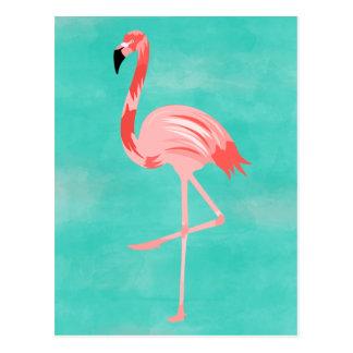 Flamingo Vykort