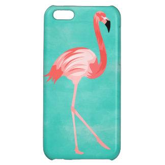 Flamingofågel iPhone 5C Mobil Skydd