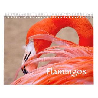Flamingokalender Kalender