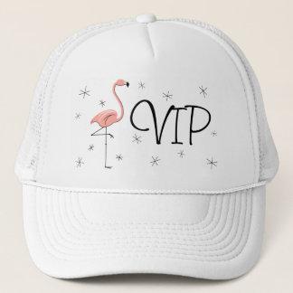 """Flamingostjärna truckerkeps för VIP"""""""
