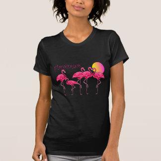 FlamingoTango på solnedgången--T-tröja & gåvor T Shirt